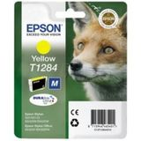 Epson YELLOW C13T12844011 3,5ML ORIGINAL EPSON STYLUS SX420FW