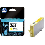 HP YELLOW NR.364 CB320EE 3ML ORIGINAL HP PHOTOSMART D5460