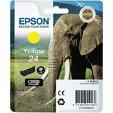 Epson YELLOW NR.24 C13T24244010 4,6ML ORIGINAL EPSON XP-750