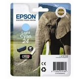 Epson LIGHT CYAN NR.24 C13T24254010 5,1ML ORIGINAL EPSON XP-750
