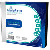 MediaRange MediaRange DVD+R Double Layer 8,5GB 8x Slimcase Pack5