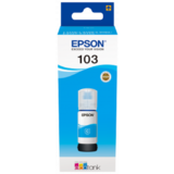 Epson CYAN C13T00S24A ORIGINAL EPSON 103 ECOTANK INK BOTTLE