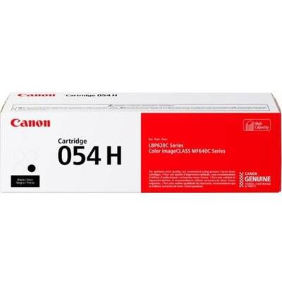 Toner Canon BLACK CRG054HBK 3.1K ORIGINAL MF645CX