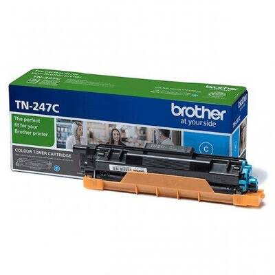 Toner Brother CYAN TN247C 2,3K ORIGINAL HL-L3210CW