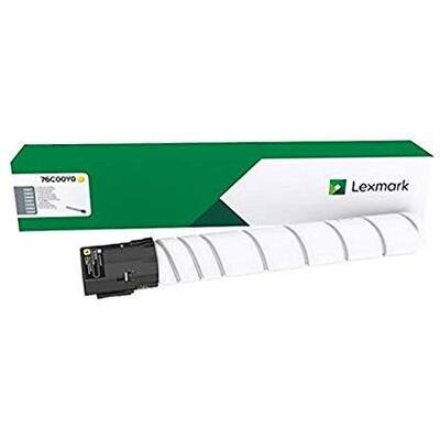 Toner Lexmark YELLOW 11.5K 76C00Y0 ORIGINAL CS923DE