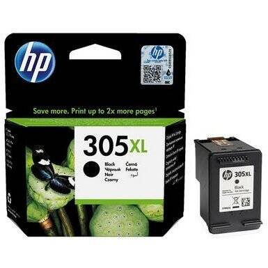 Cartus HP  BLACK NR.305XL HIGH YIELD 3YM62AE ORIGINAL DESKJET 2320 AIO